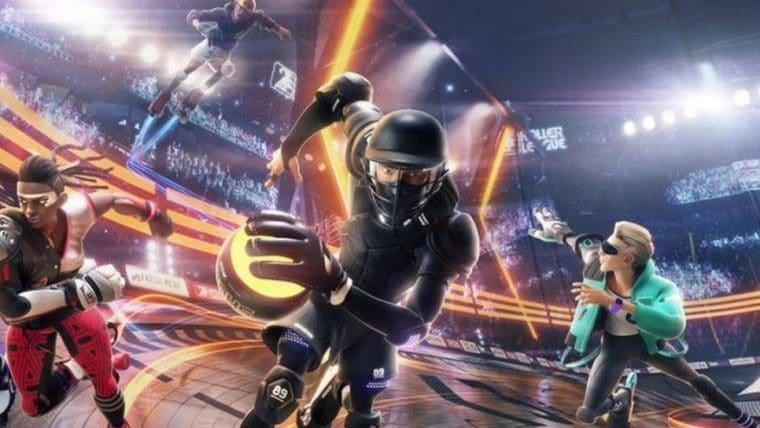 Roller Champions: jogamos! Confira as primeiras impressões, direto da E3 2019