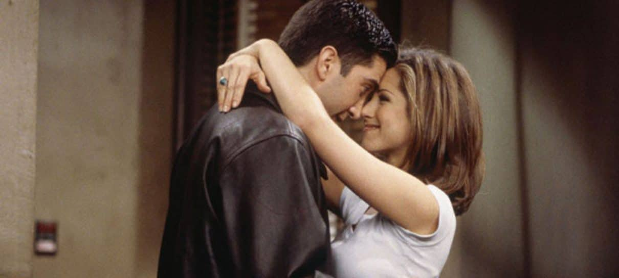 Friends | Ross e Rachel continuam juntos, diz Jennifer Aniston
