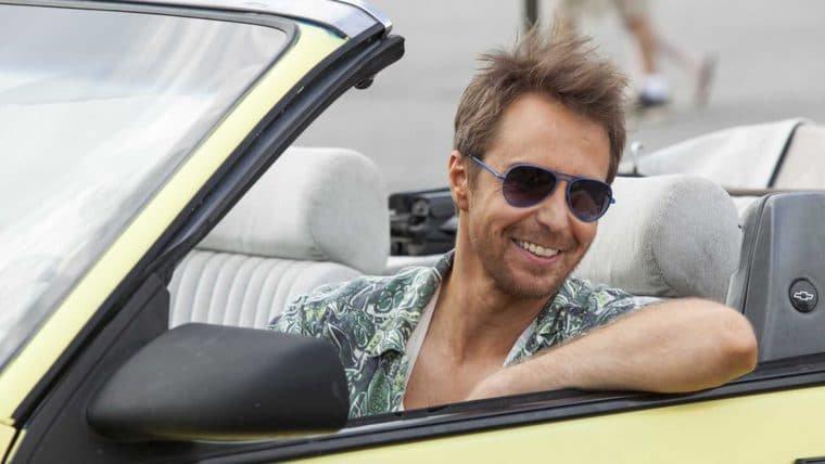 Sam Rockwell vai estrelar próximo filme de Clint Eastwood