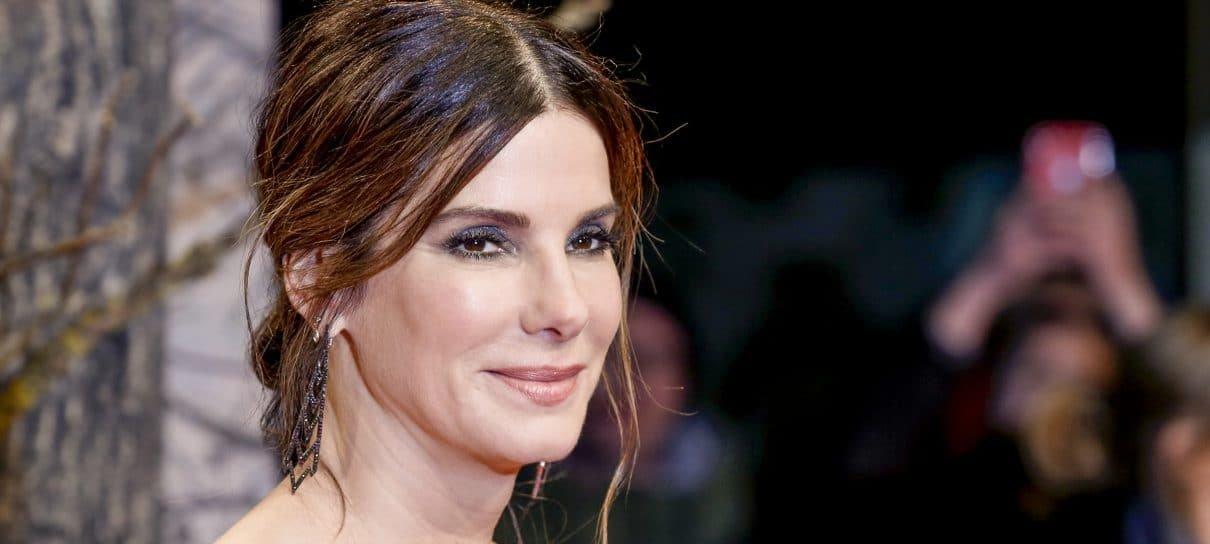 Sandra Bullock vai produzir série musical sobre os anos 80
