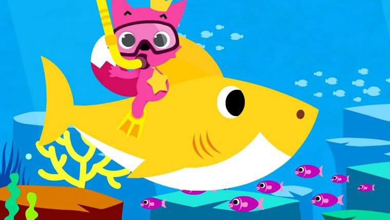 Baby Shark vai virar série na Nickelodeon