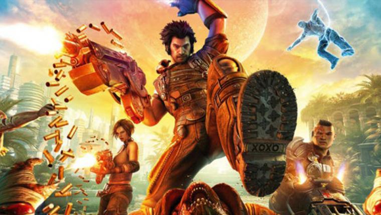 Square Enix está trabalhando em um shooter AAA em parceria com estúdio de Bulletstorm