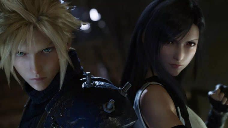 Square Enix não sabe em quantas partes o remake de Final Fantasy VII será dividido