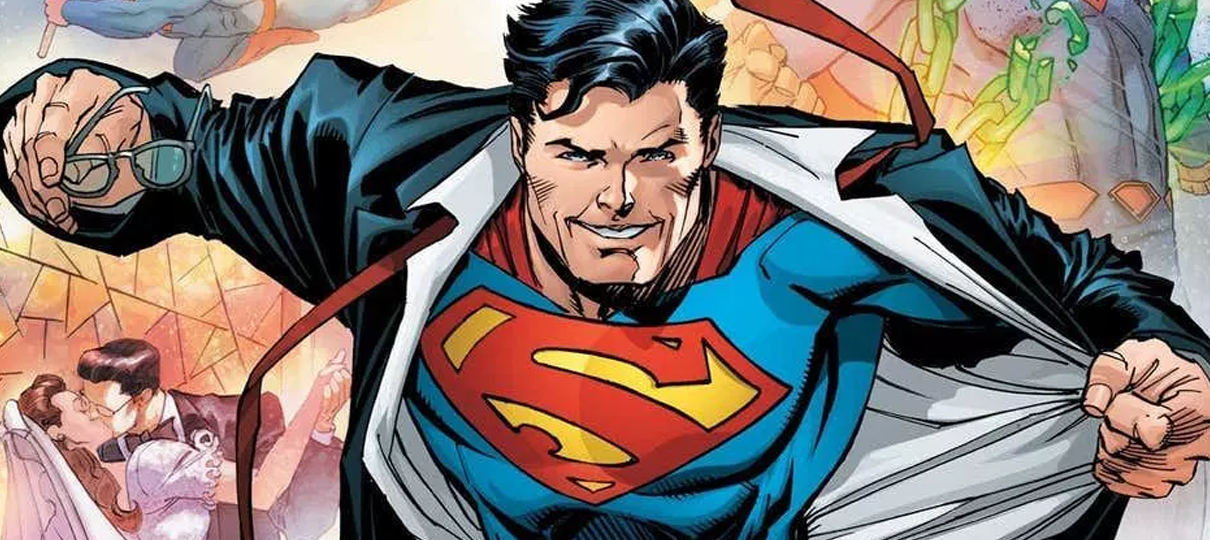 Diretor compartilha storyboard de filme cancelado do Superman escrito por J. J. Abrams