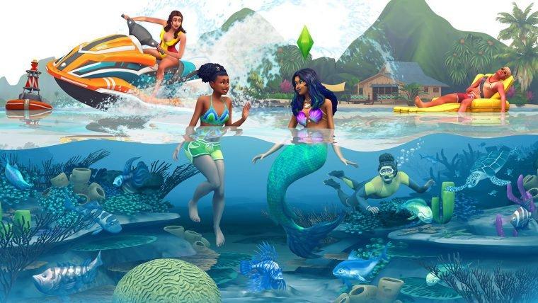 The Sims 4 | Ilhas Tropicais é a nova expansão do jogo
