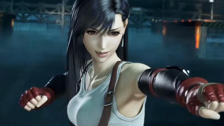 Tifa Lockhart chega ao Dissidia Final Fantasy NT