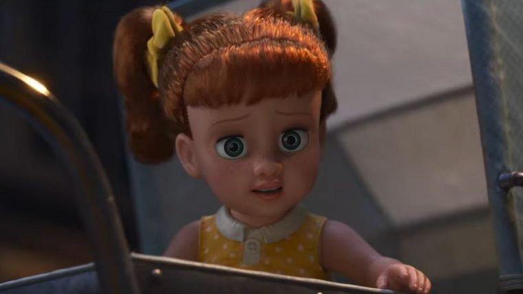 Toy Story 4   Woody conhece Gabby Gabby em nova cena do filme