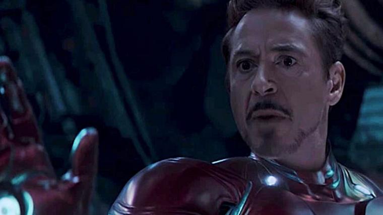 Vingadores: Ultimato   Vídeo de bastidores mostra Robert Downey Jr. gravando AQUELA cena