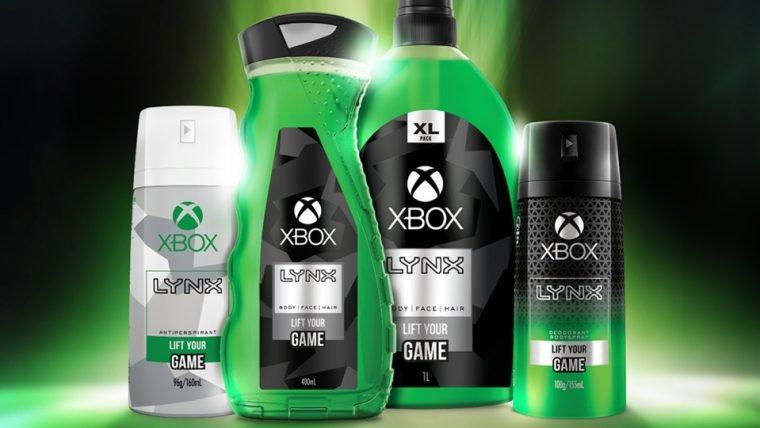 Xbox anuncia linha de produtos de higiene