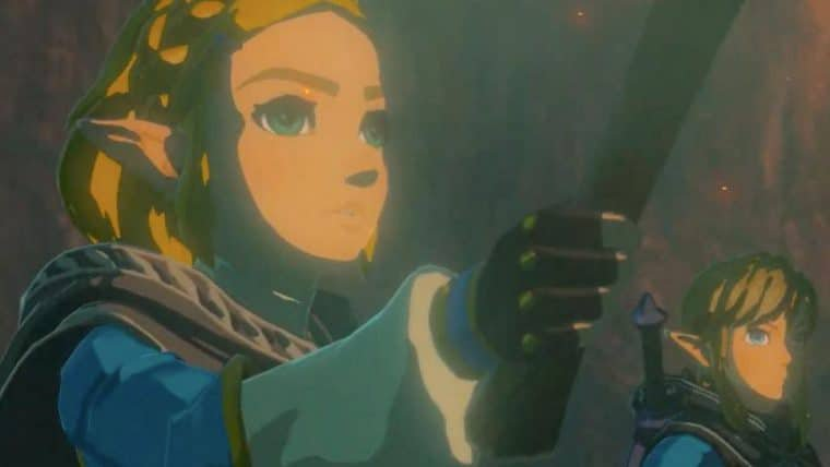 Sequência de Zelda: Breath of the Wild está em desenvolvimento; assista ao teaser