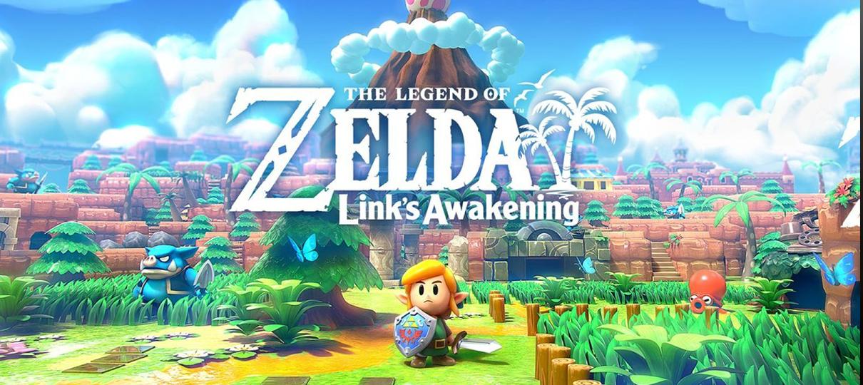 Edição especial de The Legend of Zelda: Link's Awakening virá com livro de arte do jogo