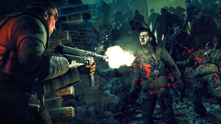 Zombie Army 4: Dead War   Novo spin-off de Sniper Elite com zumbis nazistas é vazado