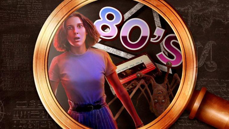 Coisas estranhas nos anos 80