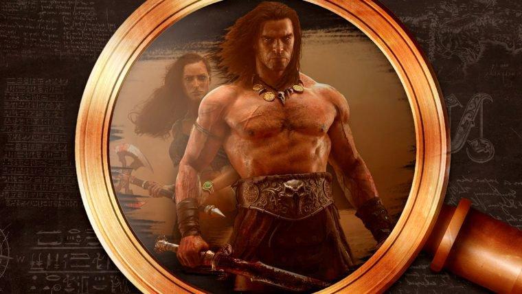 Conan e as origens dos bárbaros de RPG