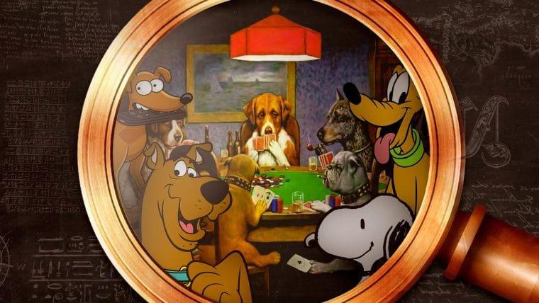 História dos cães