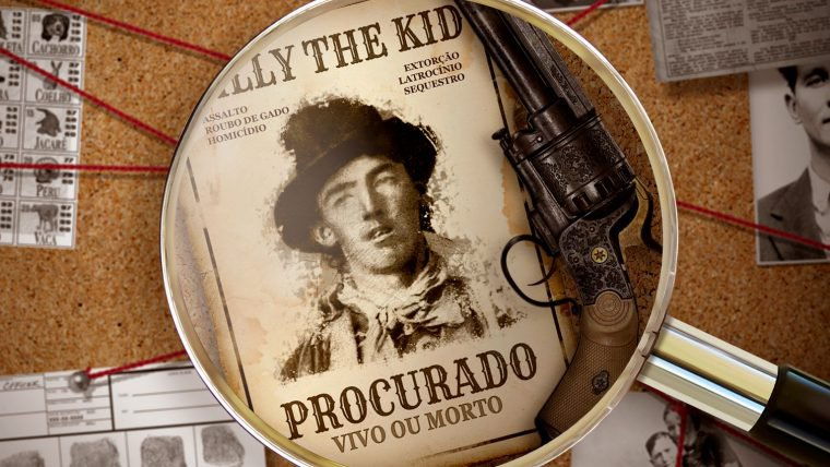 Billy the Kid e o Velho Oeste