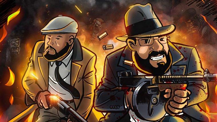 Guns, Gore & Cannoli 2 - Pegue a arma e pegue o cannoli!