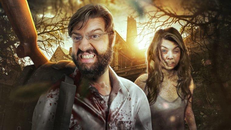 Resident Evil 7: Biohazard - Cuidado com a Nilce (facecam)