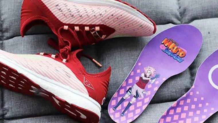Adidas anuncia linha de tênis temáticos perfeita para a corrida Naruto