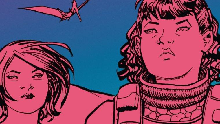 Amazon encomenda série baseada nos quadrinhos de Paper Girls