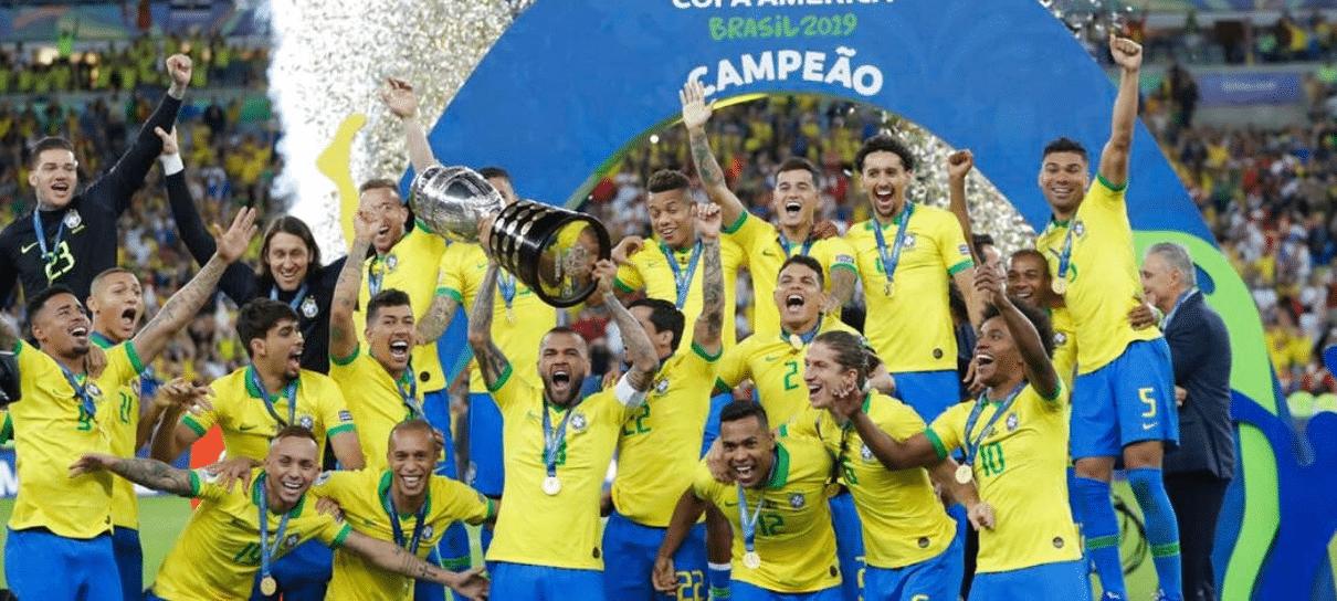 Amazon anuncia Tudo ou Nada: Seleção Brasileira