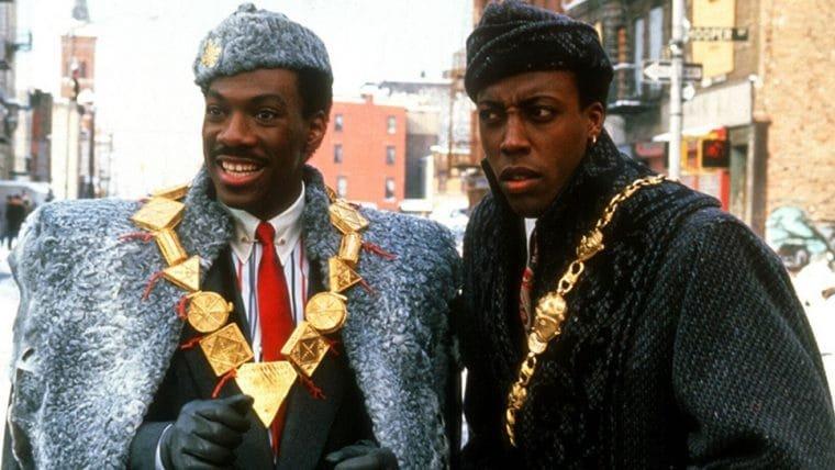 Arsenio Hall retornará como Semmi em Um Príncipe em Nova York 2