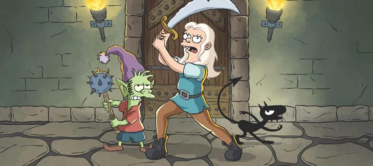 Bapper Books é a nova editora de Matt Groening
