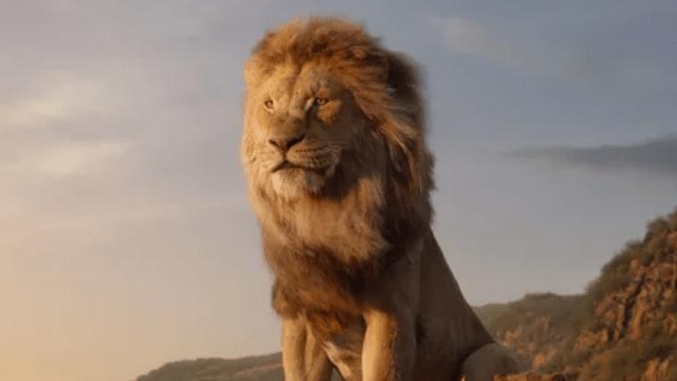 O Rei Leão quebra recorde americano de bilheteria do mês de julho