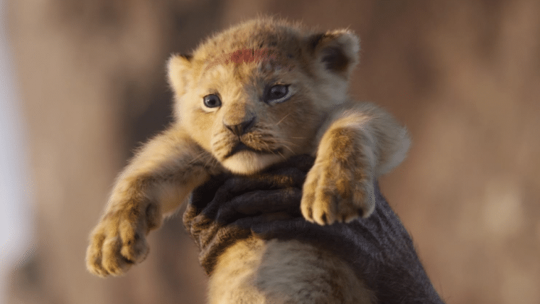 O Rei Leão continua reinando na bilheteria dos EUA