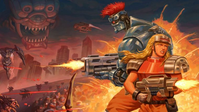Blazing Chrome | Review