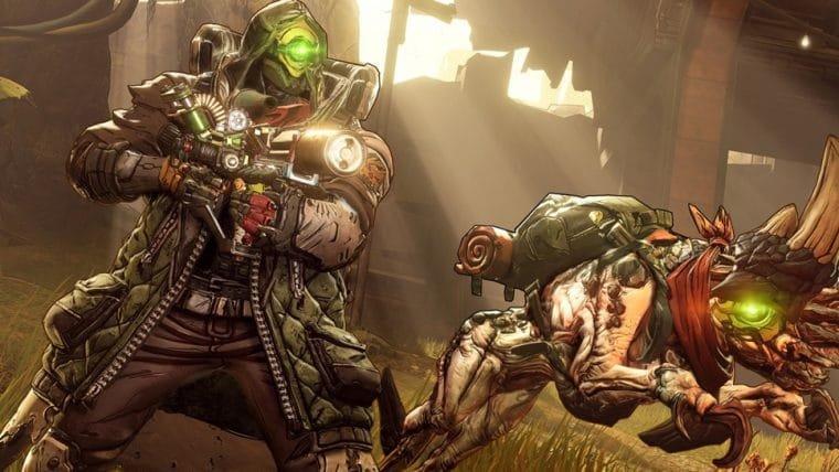 Borderlands 3 terá legendas em português