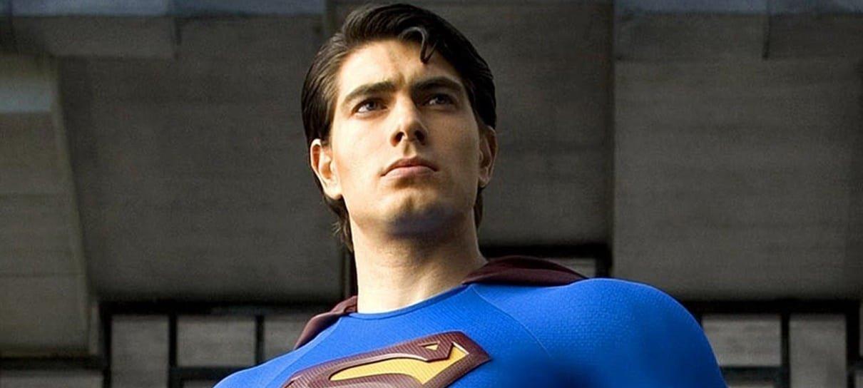 Brandon Routh interpretará Superman de novo no Arrowverse