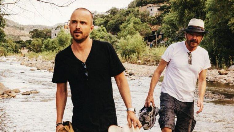 Breaking Bad | Bryan Cranston e Aaron Paul continuam insinuando possível reunião