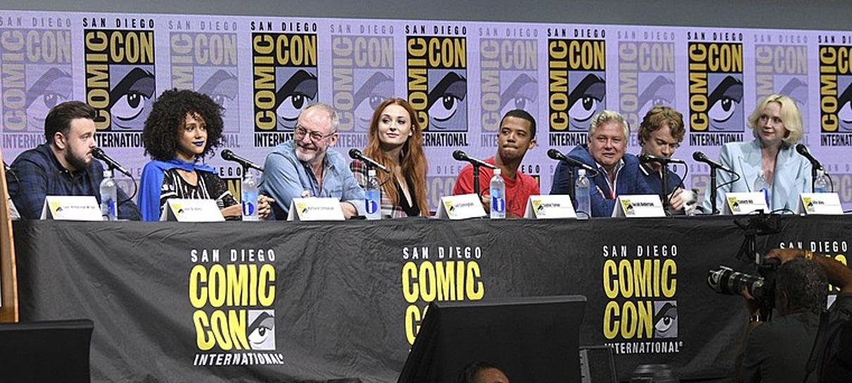 Saiba os horários dos principais painéis da San Diego Comic-Con 2019