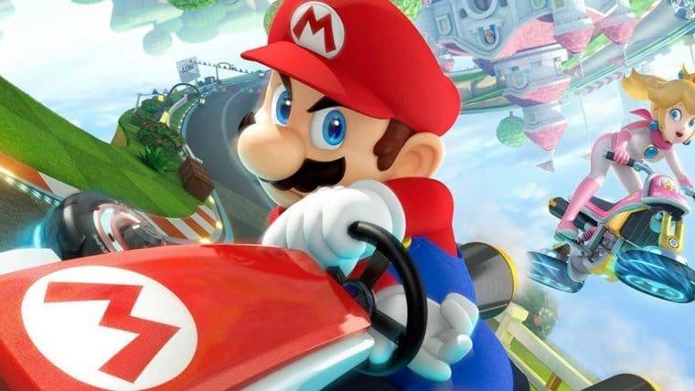 Casais que jogam Mario Kart permanecem juntos, aponta pesquisa