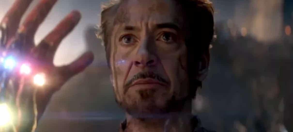 Vingadores: Ultimato | Cena deletada mostra heróis homenageando Tony Stark