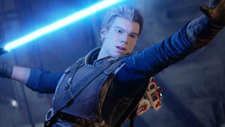 Combate de Star Wars Jedi: Fallen Order será parecido com Sekiro