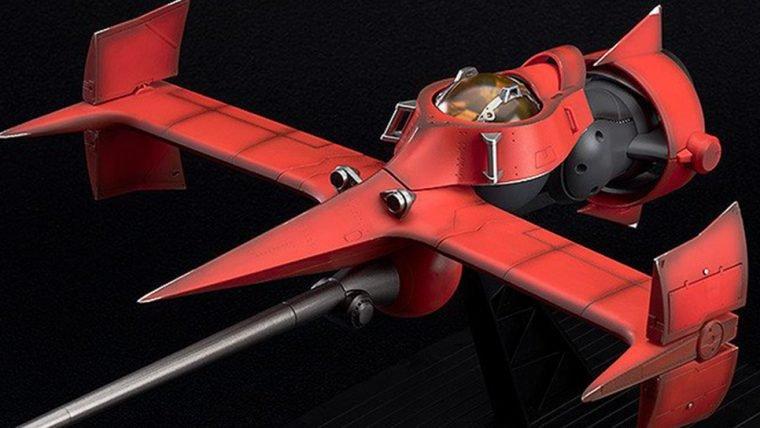 Cowboy Bebop | Miniatura da nave espacial de Spike é anunciada