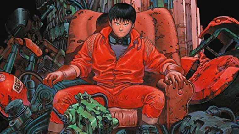 Criador de Akira está trabalhando em novo filme