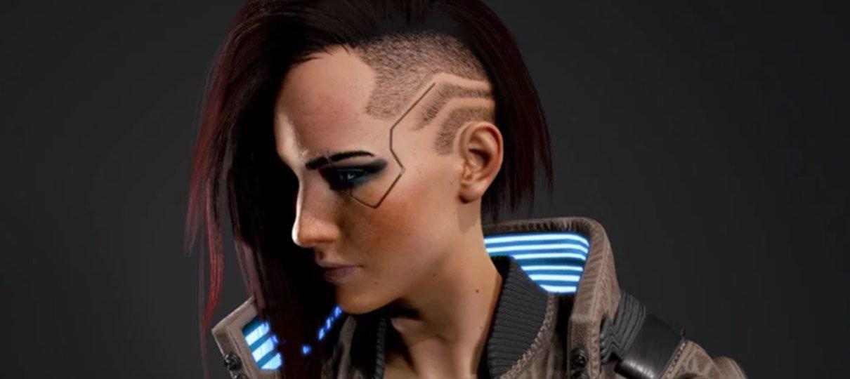 Cyberpunk 2077 | Novas imagens em alta definição detalham visual de personagens