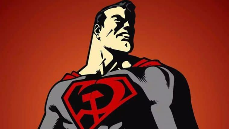 DC anuncia novo filme animado de Superman