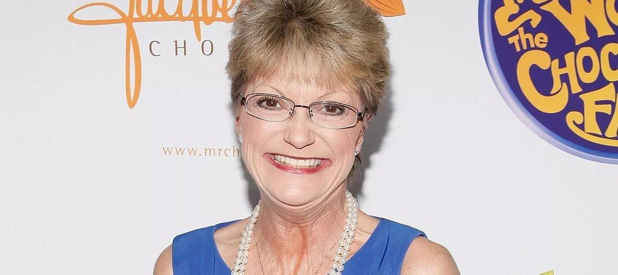 Denise Nickerson, a Violet de Fantástica Fábrica de Chocolate, morre aos 62 anos
