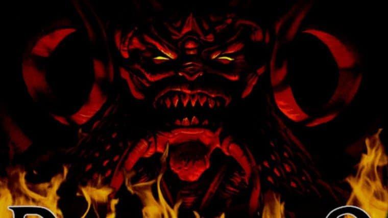Primeiro Diablo está disponível para jogar pelo navegador
