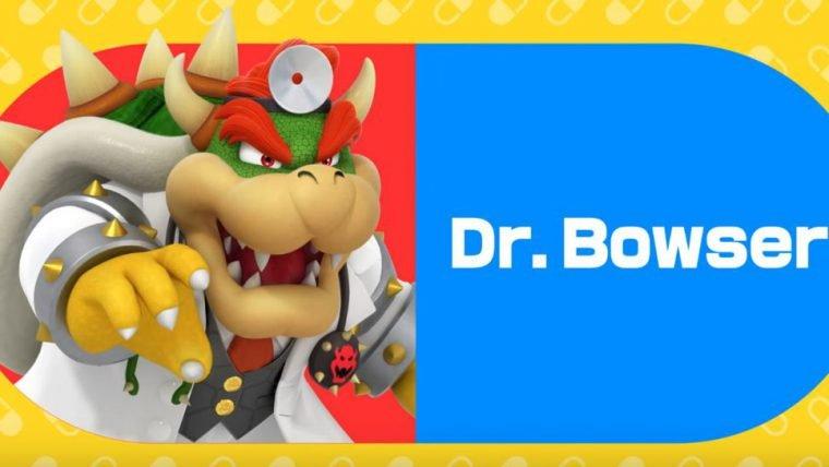 Dr. Mario | Novos trailers mostram médicos, assistentes e multiplayer