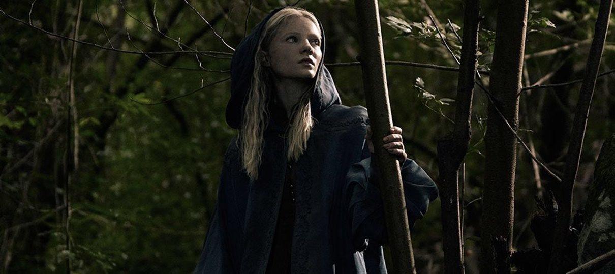 Entenda por que Ciri está mais jovem nas imagens da série de The Witcher