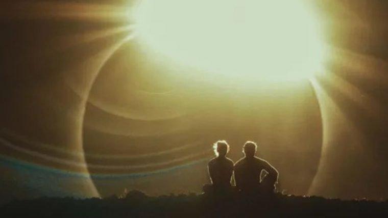 Filme sci-fi teve dois minutos para gravar cena com o eclipse solar (e conseguiu!); veja