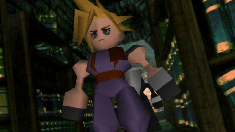 Fã recria Final Fantasy VII dentro do jogo Dreams