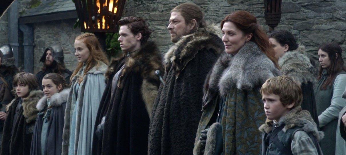 Fotos dos bastidores do spin-off de Game of Thrones são reveladas