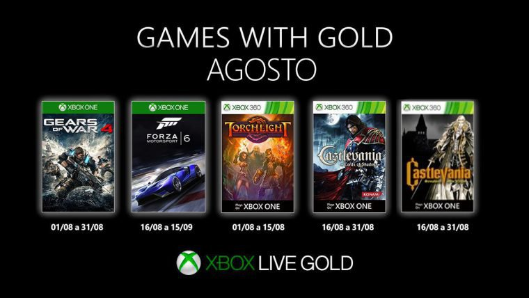 games with gold castlevania