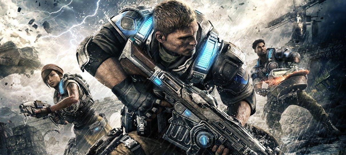 Gears e Forza são destaques do Games with Gold de agosto
